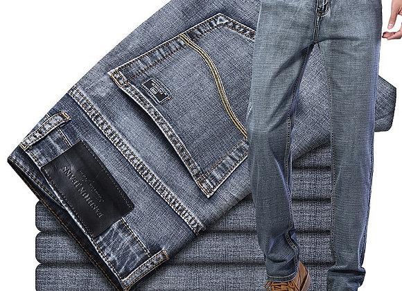 Trouser Grey Blue Pant
