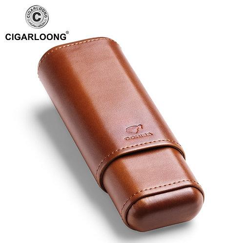 COHIBA Case Holds 2 Cigar