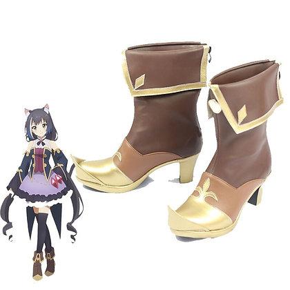 Girl Boot High Heel