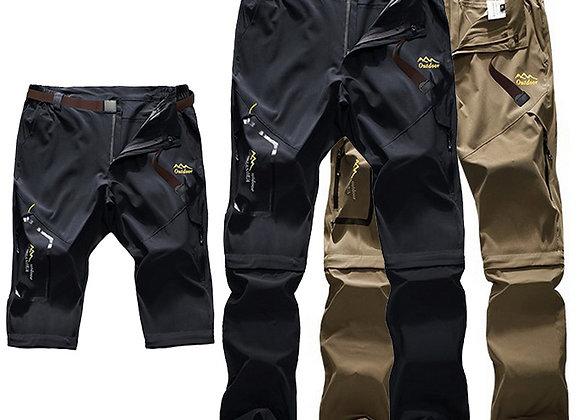 Stretch Pant Khaki/Gray/Black Cargo