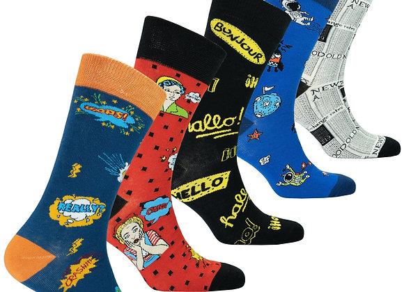 Men's Super Cool Socks