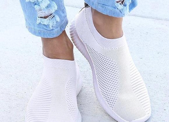 Lightweight White Sneaker
