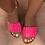 Thumbnail: Flat Slipper Casual Footwear