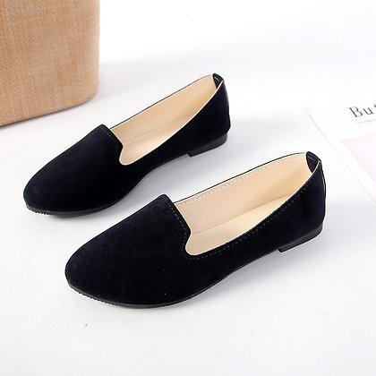 Black Loafer Candy Color