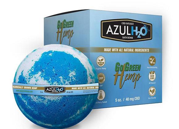 CBD Bath Bombs Azul H20 40mg
