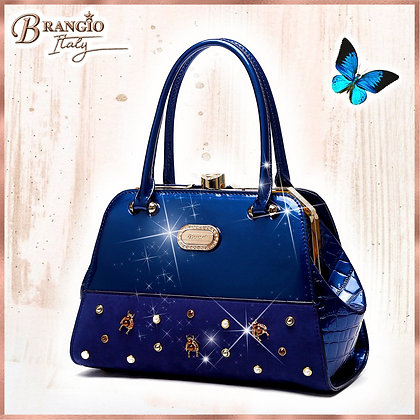 Honey Bee Adore Handmade Leather Shoulder Bag