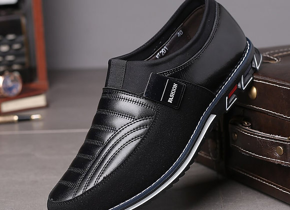 Business Shoes Male Flats