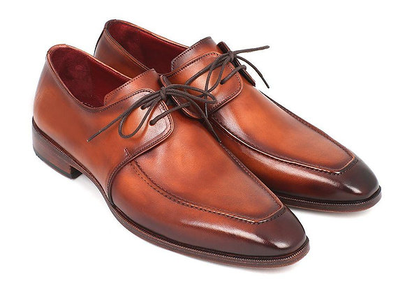 Leather Apron Derby Shoes