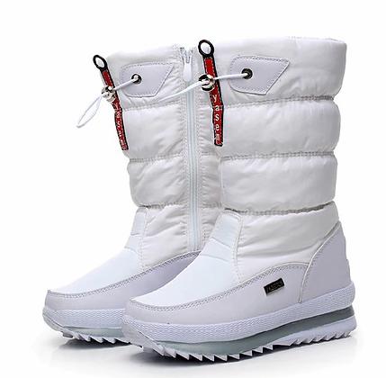 Warm Fur Boots