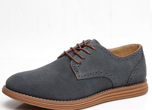 Breathable Genuine Lace Up