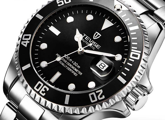Stainless Steel Relogio Watch