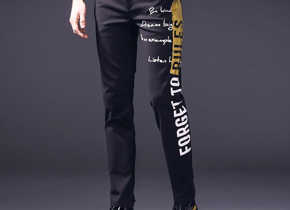 Digital Printed Skinny Pant