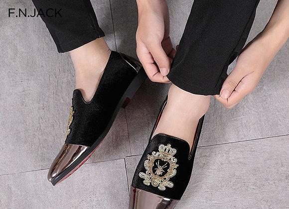 Velvet Men Shoe