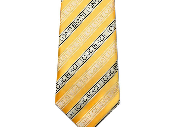 Cal State Long Beach Men's Tie
