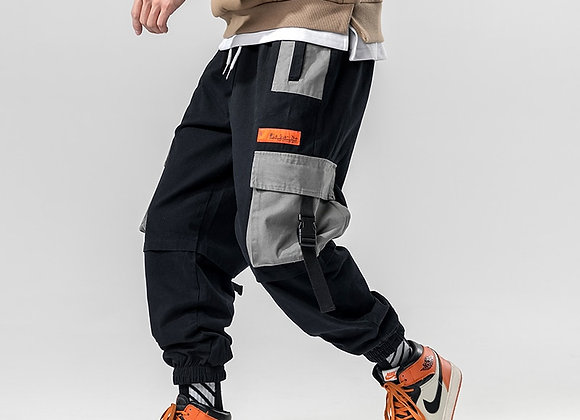 2020 Overall Men Baggy Cargo