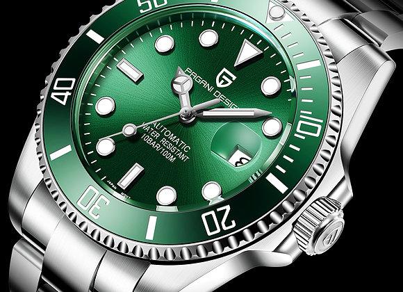Business Sport Mechanical Wristwatch