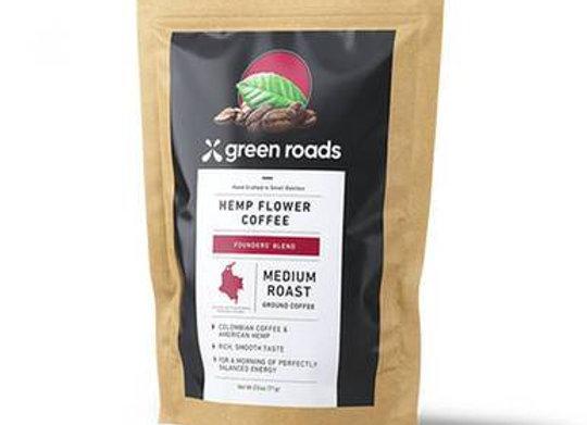 Green Roads - CBD Coffee - Founders' Blend