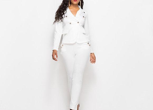 Business Women Elegant Suit