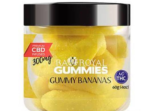 Bananas Gummies - 300mg-1200mg