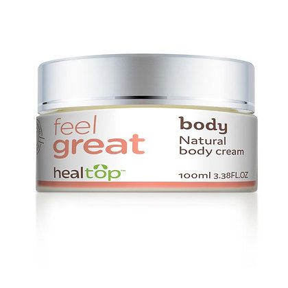 Body - Crema corporal totalmente natural