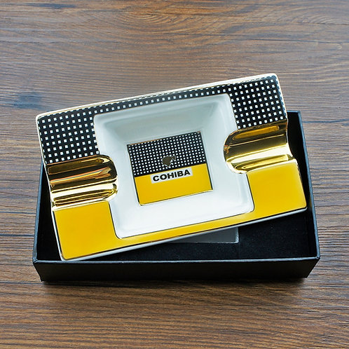 Cigarette Ash Slot With Gift Box