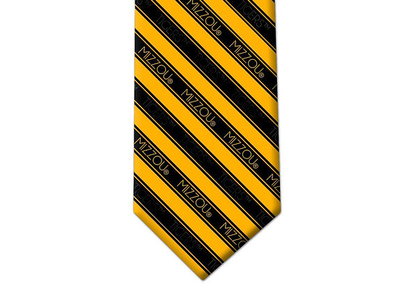 University of Missouri Tigers Men's Tie