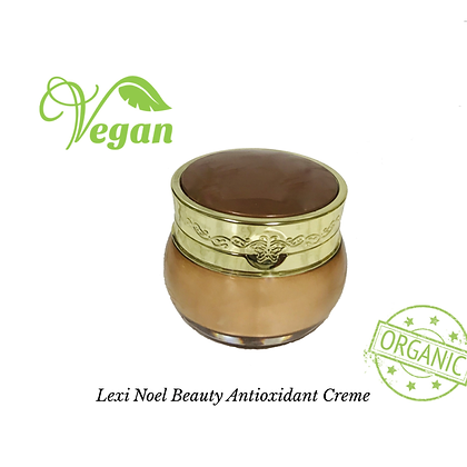 Organic Vegan Antioxidant Face Cream