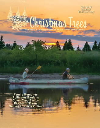 Christmas Trees Magazine Current Issue