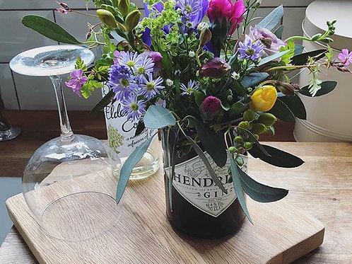 Gin arrangement