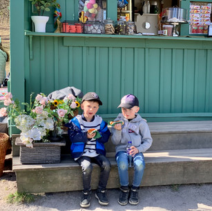 Barns liv  i stan