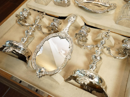 Why invest in Antique Silver?