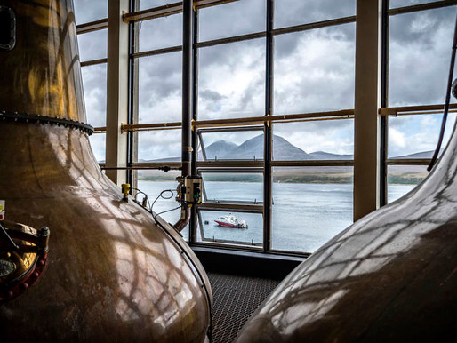 How is Scotch whisky made?