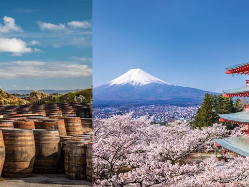 Scottish & Japanese Whisky