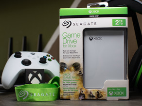 Seagate Game Drive 2TB - Review