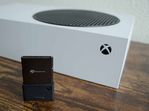 Seagate Expansion Card voor Xbox Series X|S – Review