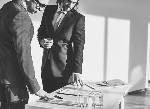 Объявление мужчины обзор контракта