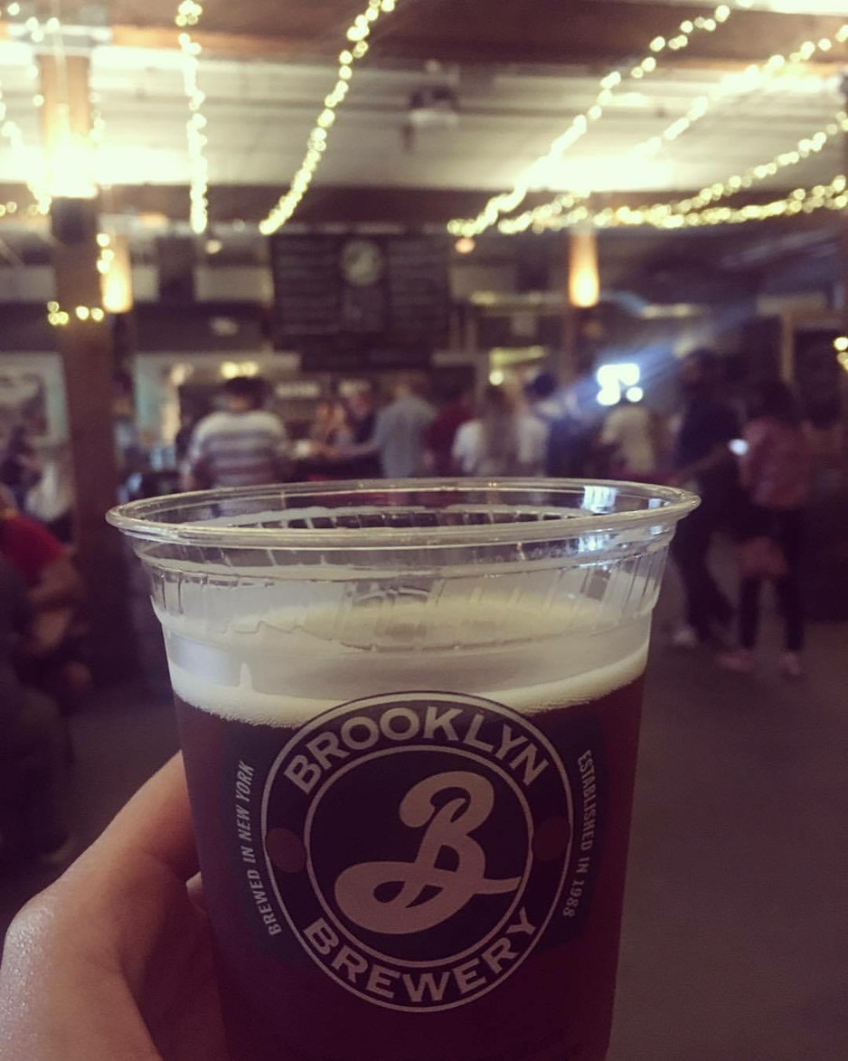 Shaktoberfest at the Brooklyn Brewery