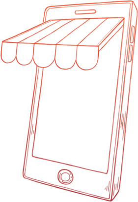smartphone_illustration