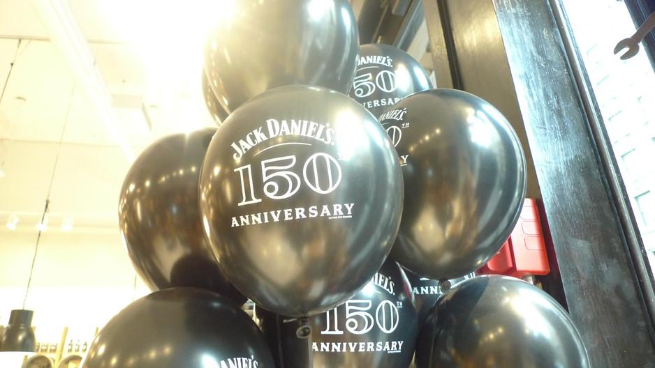 The Jack Daniels Lynchburg General Store in NYC