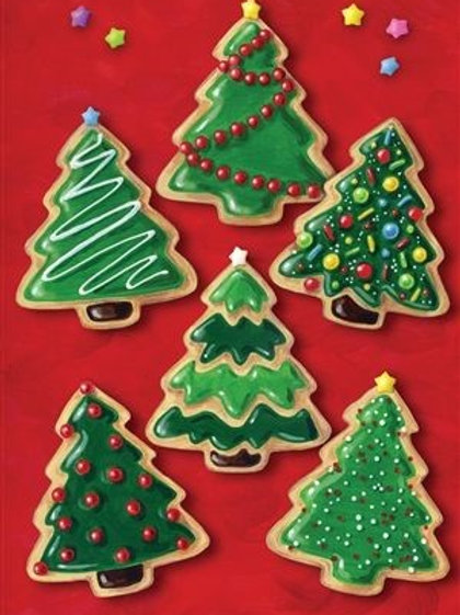 Cookie Decorating - Sugar Cookies and Royal Icing (Mon.) 4:00-6:00 PM