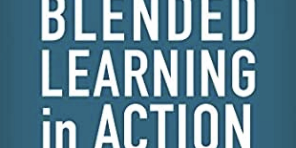 Blended Learning in Action - Book Study (Summer)