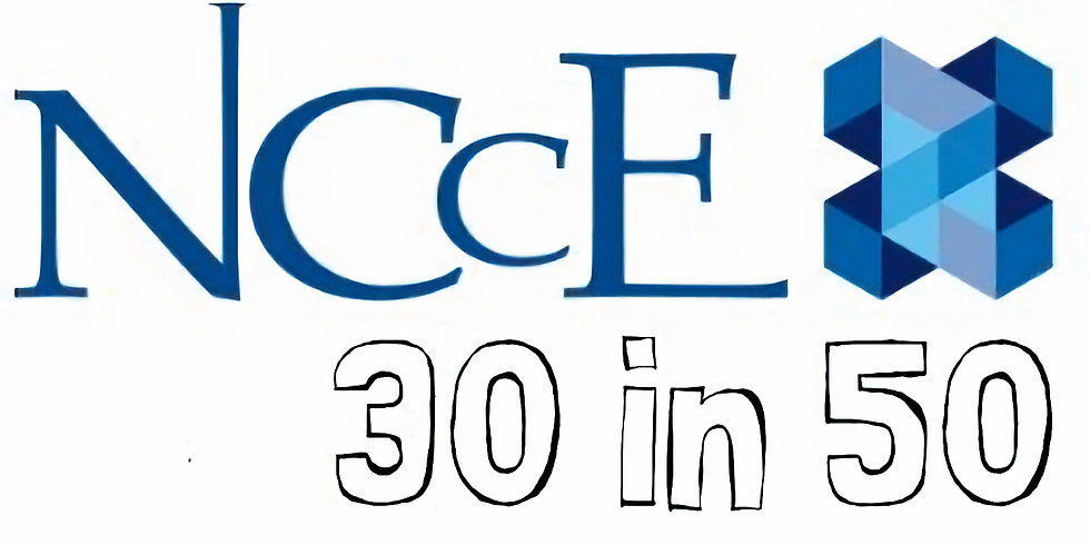 30 in 50 - NCCE (PM)