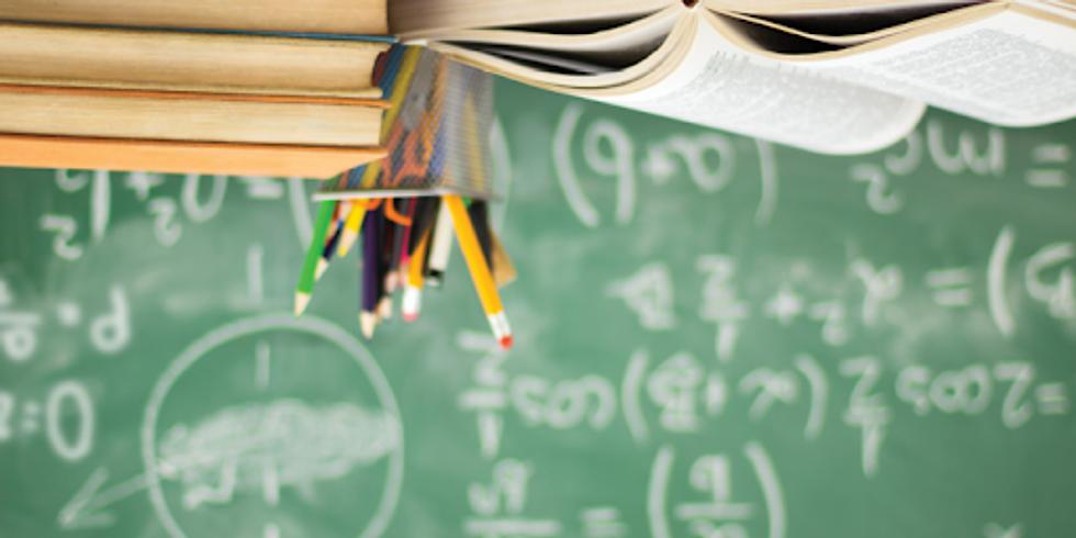 Blended Learning: Grades 5-12 (08/19/20 PM)
