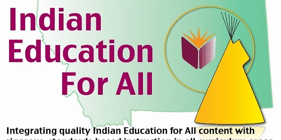 Indigenizing our School System: Best Practices for Implementing IEFA (08/19/20 PM)