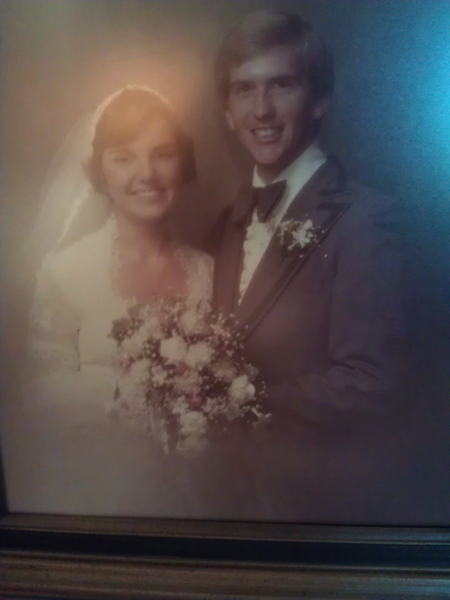 Bride and Groom 1978