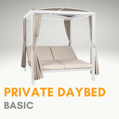 Daybed Basic (ohne Eintritt)