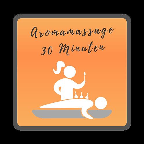 Aromamassage - 30 Minuten