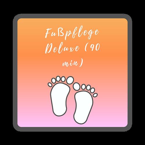 Fußpflege Deluxe (90 min)