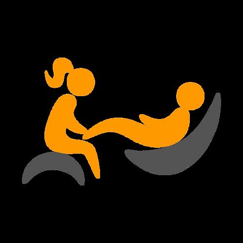 Fußreflexzonen-Massage - 45 Minuten