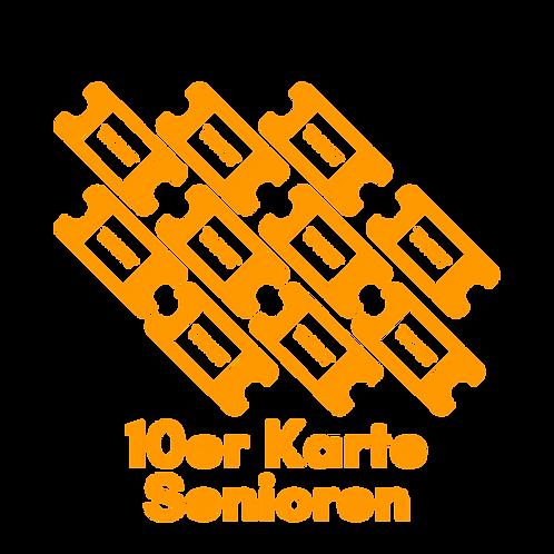 10er Senioren Karte